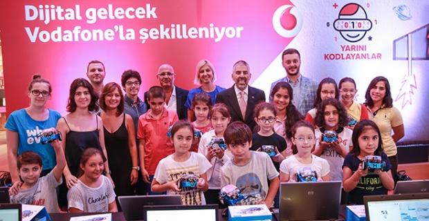 """Vodafone Türkiye'ye """"En İyi İşveren"""" ödülü"""