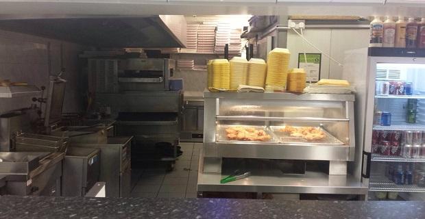 Satılık Kebab Chicken&Pizza