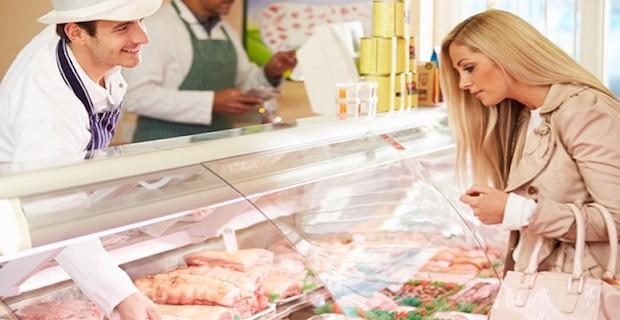 Holloway Bölgesinde süpermarkette çalışacak  kasap aranıyor