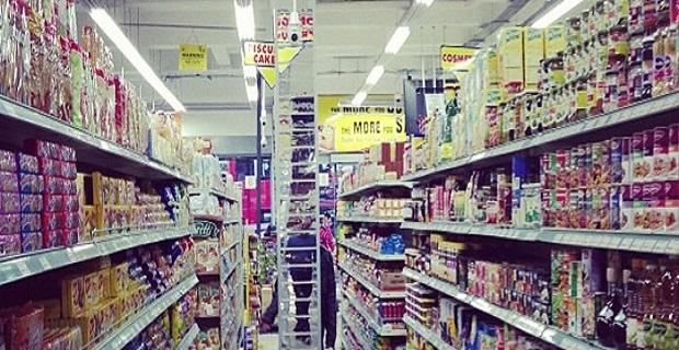 Londra'da Supermarkette Çalışacak Elemanlar
