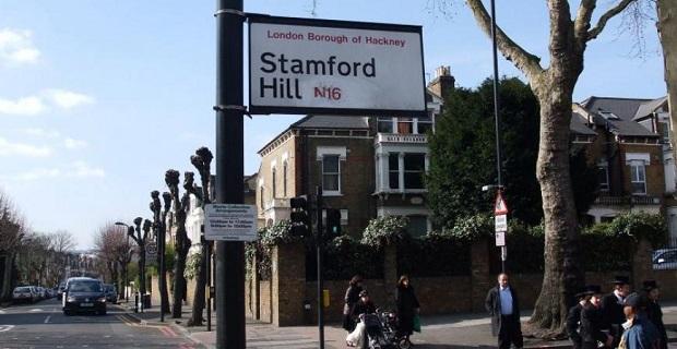 Stamford Hill'de Kiralık Ev