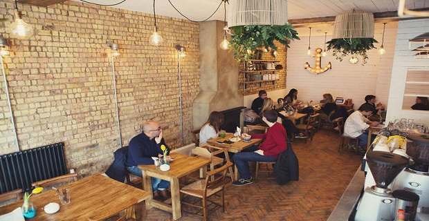 South Walen Bölgesinde Satılık Cafe