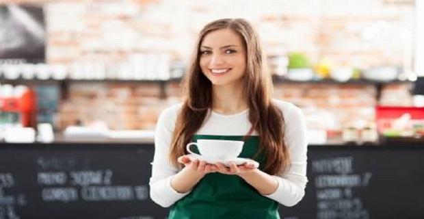 Londra'da Cafe'de Çalışacak Şef ve Garson