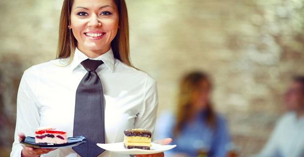 Kafe Şefi ve Bayan Garson Aranıyor