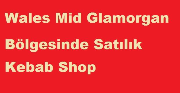 Wales Mid Glamorgan Bölgesinde Satılık Kebab Shop