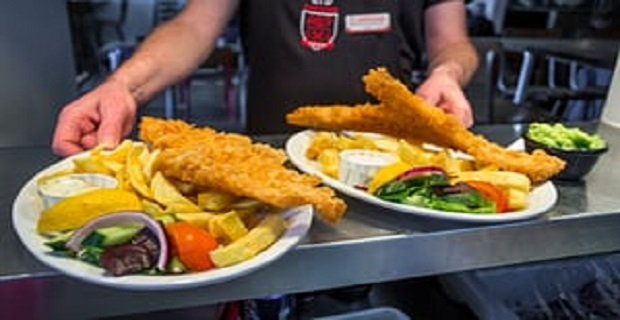 Basildon Bölgesinde Satılık Fish and Chips