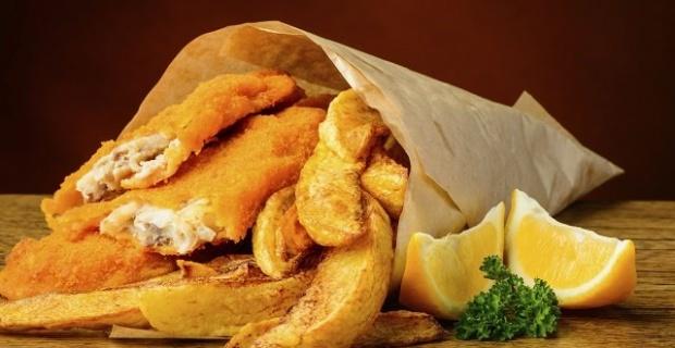 Hamshire BölgesindeSatılık Fish&Chips