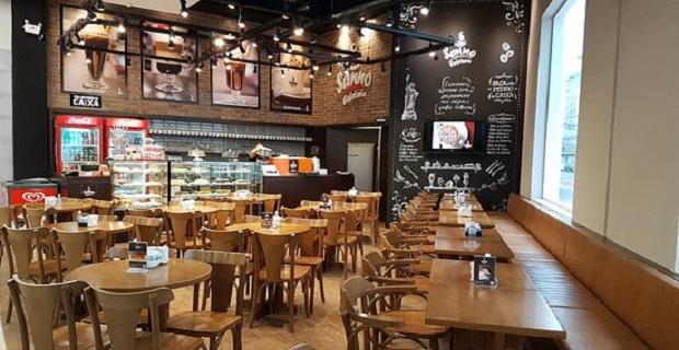 Kent Bölgesinde Satılık Cafe