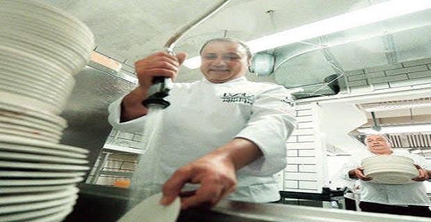 Kingston Surrey'de Restorana Bulaşıkçı