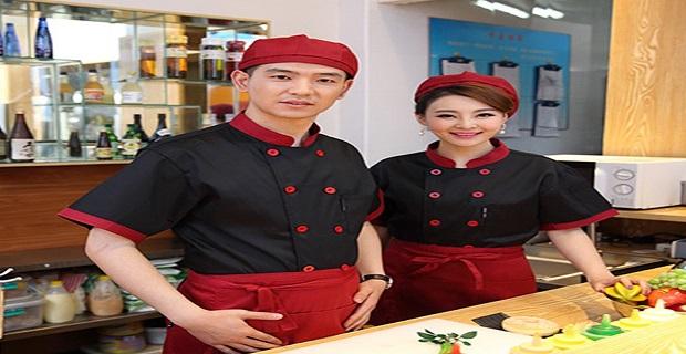 Leyton Bölgesinde Coffee Shop'a Garson ve Şef