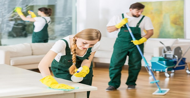 Londra'da Best Cleaning Services