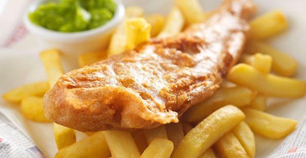Enfield Bölgesinde Fish and Chips Satılıktır