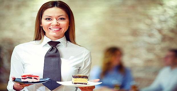 Restoranda Çalışacak Bayan Eleman