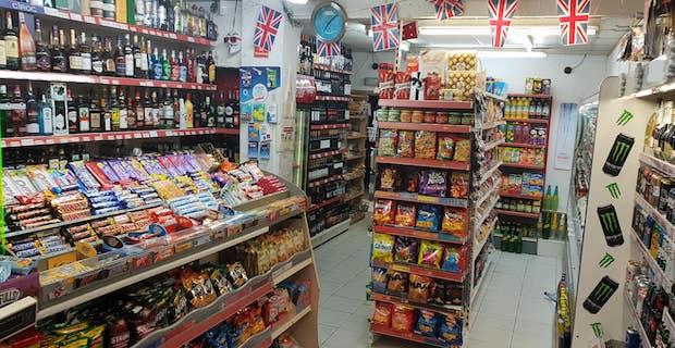 Romford bölgesinde satılık off Licence supermarket