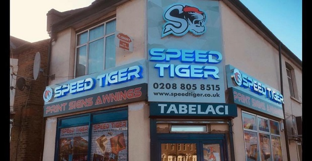 Tabelacı: Speed Tiger