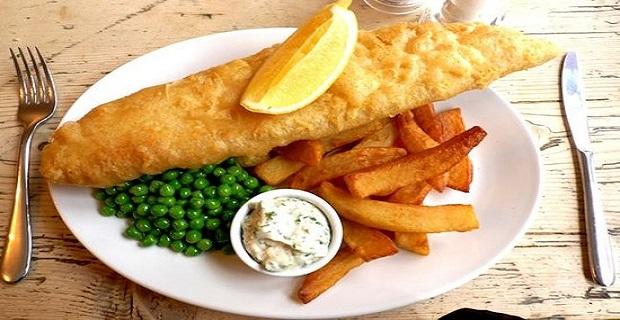 Harlesden Bölgesinde Satılık Fish and Chips