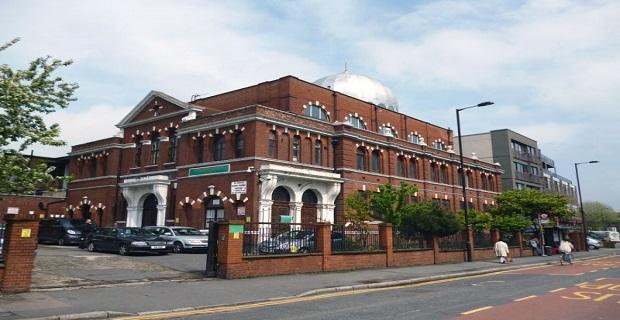 İngiltere'nin İlk Türk Camisi