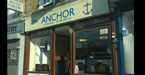 Satılık Fish and Chips Fulham SW6 Bölgesinde