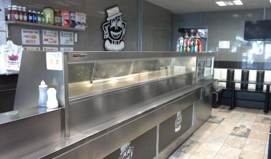 Londra'nın NW10 bölgesinde Fish & Chips, Kebab Dükkanı Satılık