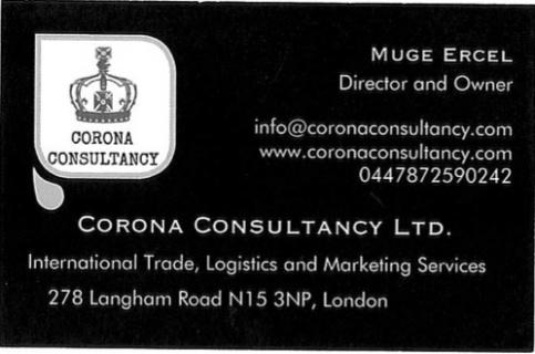 Corona Danışmanlık Hizmetleri Her daim Yanınızda