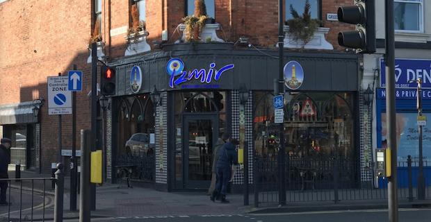 Harringay'daİzmir Restaurant'ı satılıktır
