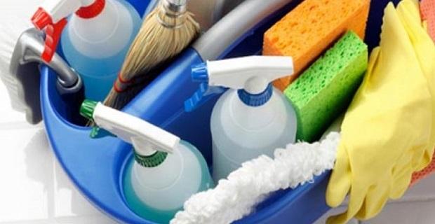 Tüm temizlik işleriniz yapılır