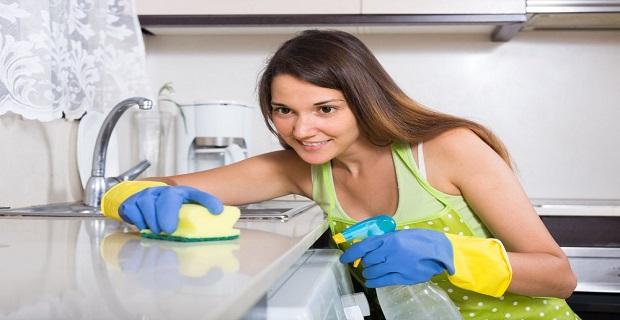 Temizlik İşleriniz için Buyuk's Cleaning Hizmetinizde