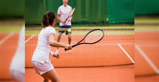 Akkaya Tennis'den Londra'da Tenis Dersi