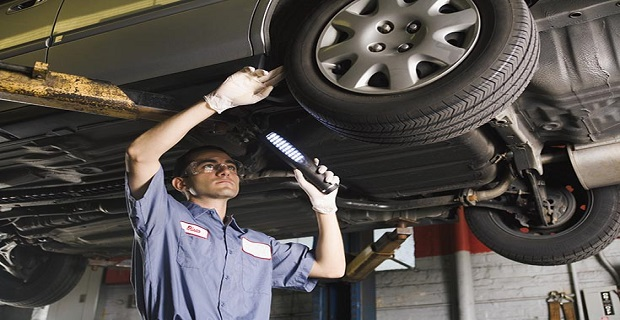 Londra'da Quick Fix Mechanic