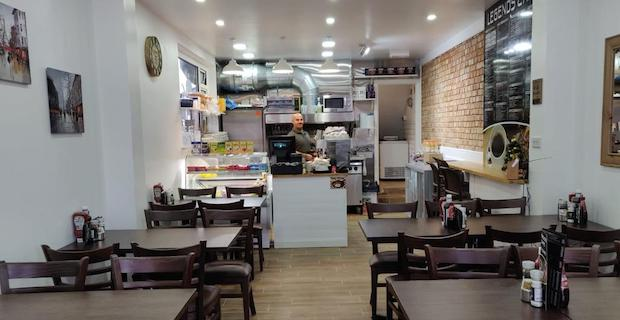 St Albans bölgesinde satılık coffee shop