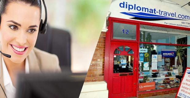 Diplomat Travel'da çalışacak eleman aranıyor