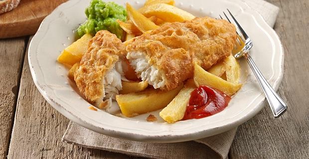 Londra Welling Bölgesinde Satılık Fish and Chips