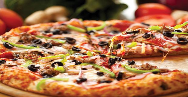 İşlek ana cadde üzerinde, yüksek gelirli satılık pizza shop and chinese food take away