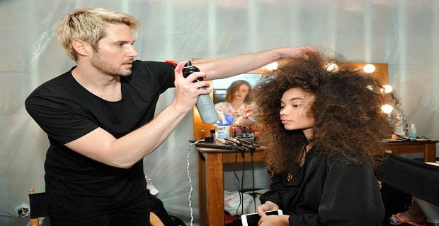 Londra'da hair stylist Bulent  Cevik