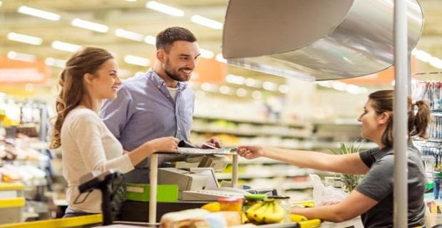 Süpermarkette çalışacak kasiyer aranıyor