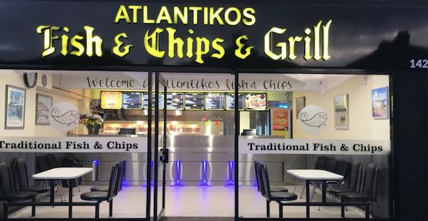 Satılık fish and chips dükkanı, kaçırılmaz fırsat