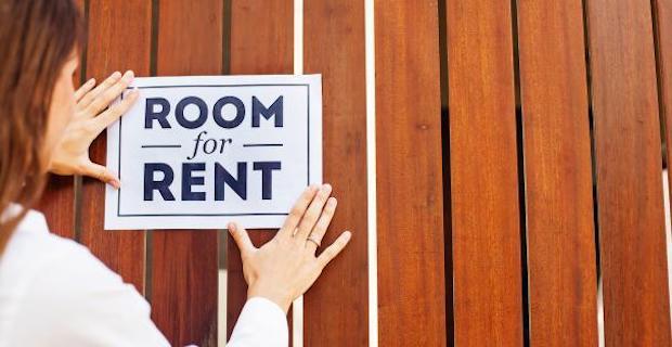 Enfield bölgesinde kiralık double room