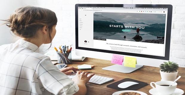 Web sitesi, Grafik Tasarım, E-Ticaret ve Dijital Pazarlama Hizmetleri için; Posserve