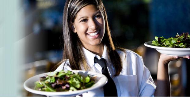 Kuzey Londra'da restaurantta çalışacak bay bayan garsonlar aranıyor!