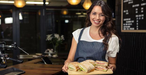 Sandwich barda çalışacak;  tecrübeli bayan eleman aranıyor.