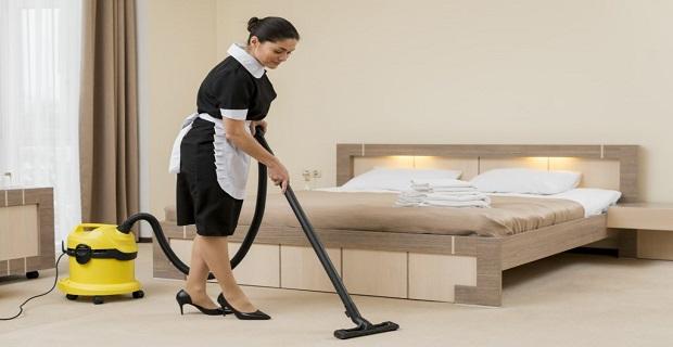 Otelde çalışacak temizlik elemanı aranmaktadır!
