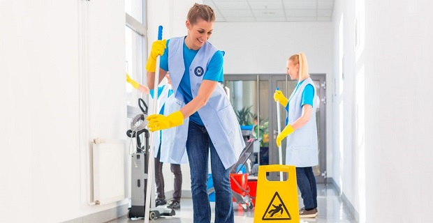 We are looking for a staff to clean the hotel!