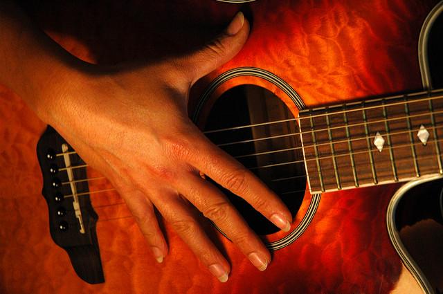 Kuzey Londra da gitar dersleri verilir
