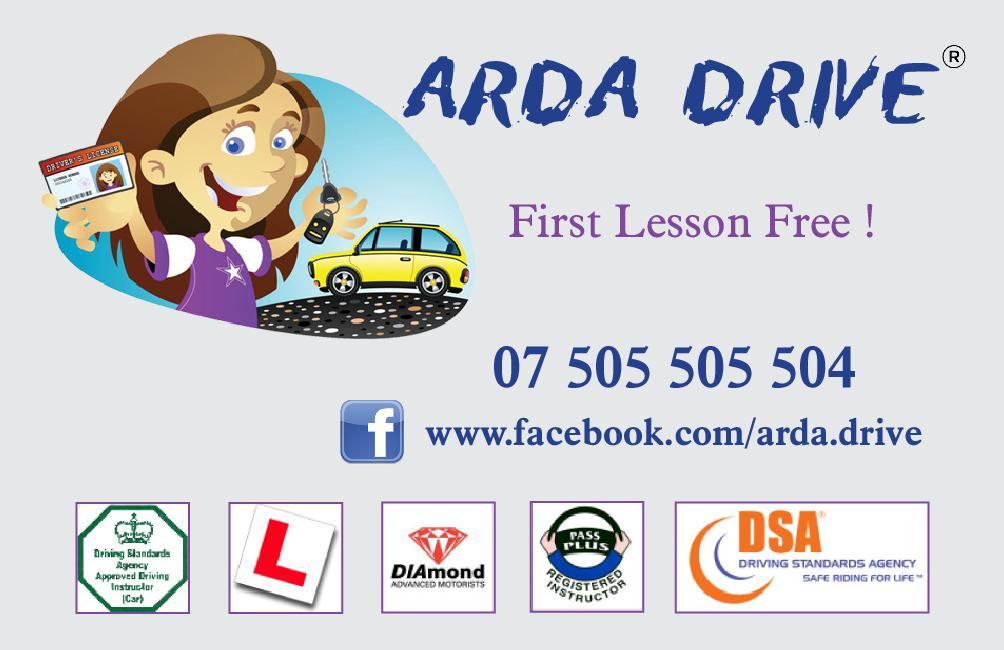 Arda Drive lesson