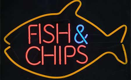 satılık fish and chips kuzey londra bölgesinde