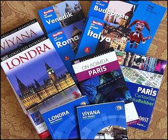 Turizm Rehber Kitabı Türkiye