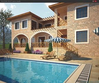 İzmir de Satılık taş ev