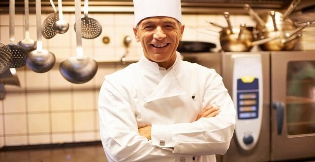Londra'da Restorana Grill Şefi