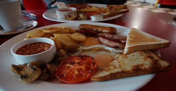 Waterloo'da Restorana Kahvaltı Şefi