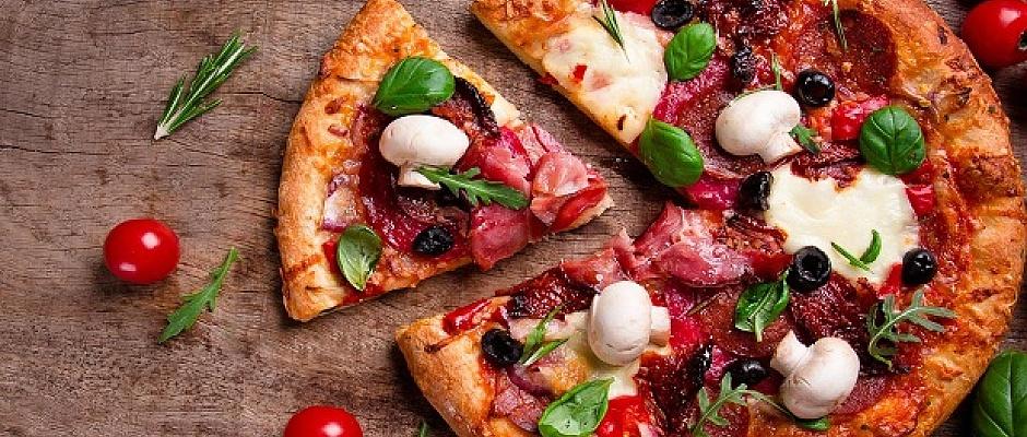 Cambridge'de Satılık Pizza Take away
